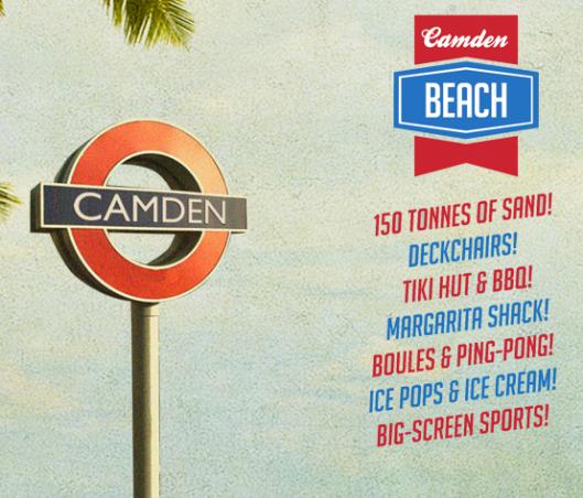 Camden-Beach
