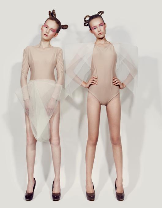 Petra Kubikova @ International Fashion Showcase