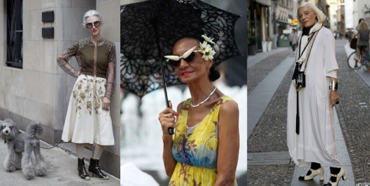 Fashionable At Every Age: 'Advanced Style'