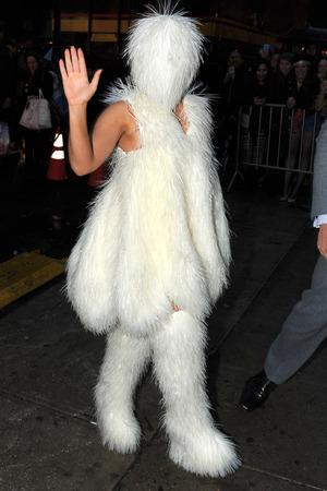 Lady Gaga in Alex Ulchiny